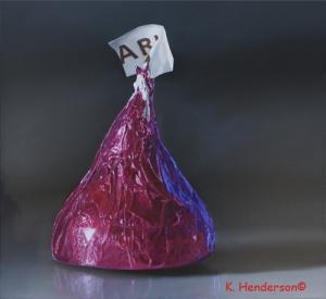 Dark Kiss by K Henderson